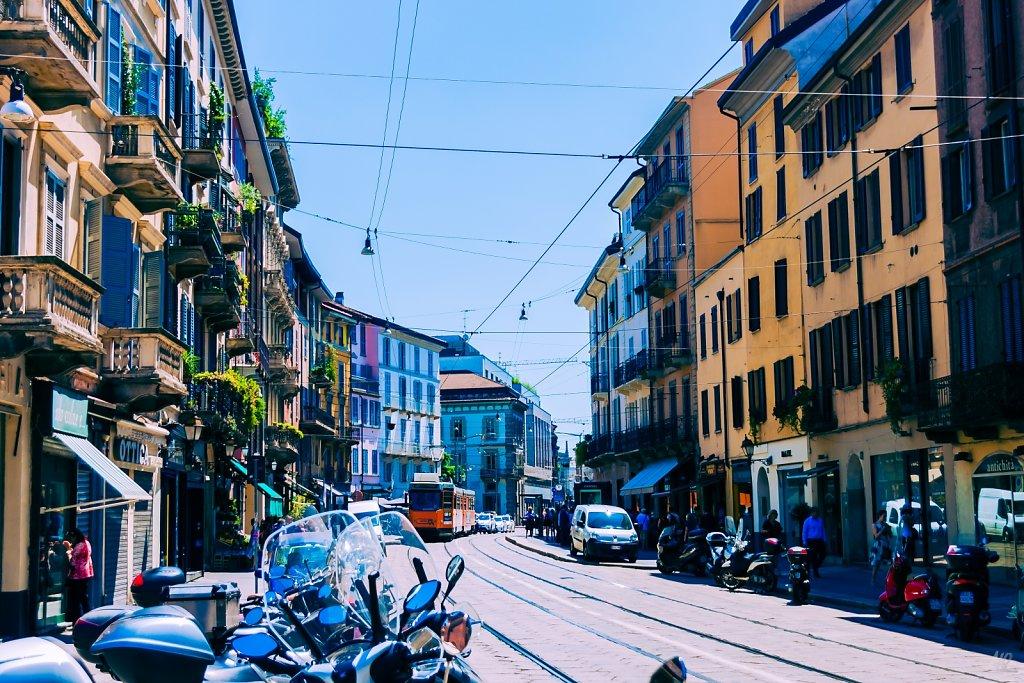 Milan, Juillet 2018