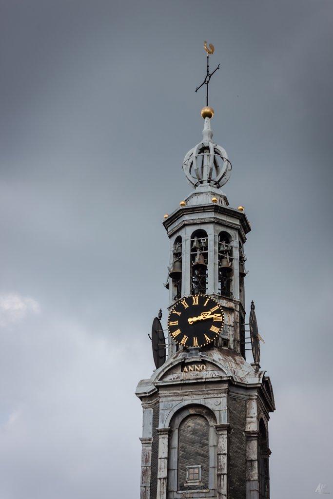 Amsterdam, Juillet 2018